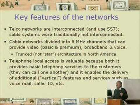 Regulatory Response to Telecom-Video-Data Convergence