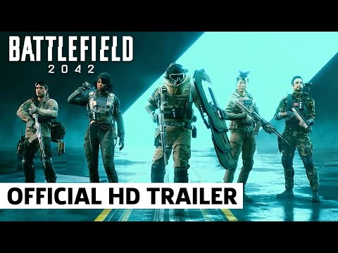 Battlefield 2042 Gameplay Trailer   First Look At New Specialists