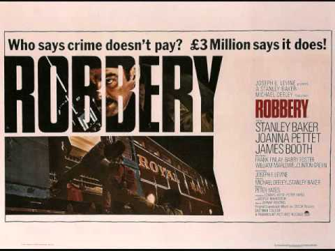 "Jackie Lee ""Born to Lose"" - theme from ROBBERY (1967) composed by Johnny Keating"