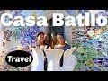Casa Batllo   Barcelona Spain Vlog