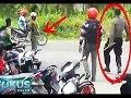 Aksi Yang Menegangkan Debt Collector Vs Polisi