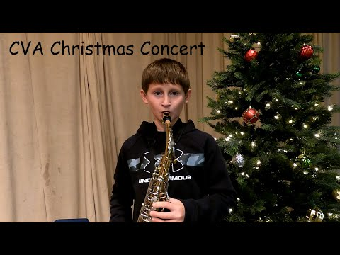 College View Academy 5th Grade Christmas Concert 2020