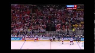 ЧМ по хоккею 2015 Россия - США 4:0 (16.05.2015) голы