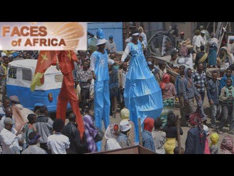 Faces of Africa— Circus of Ethiopia  04/17/2016