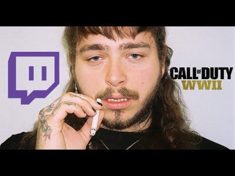 Post Malone Twitch