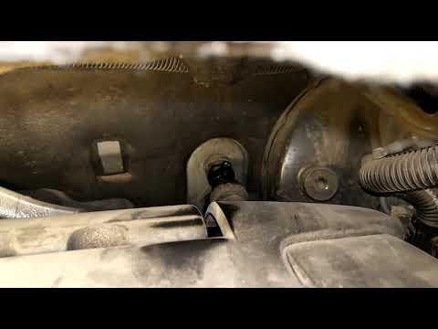 Замена радиатора отопителя  быстрая  Citroen С4.