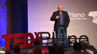 How social consumerism can change the world   Andre Angel   TEDxPlano
