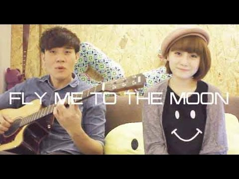 譚杏藍 Hana Tam - FLY ME TO THE MOON (COVER)