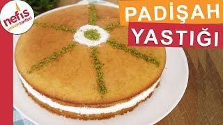 Padişah Yastığı Pastası - Pasta Tarifleri - Nefis Yemek Tarifleri