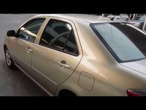 รถเก๋งมือสอง รถราคาถูก TOYOTA (โตโยต้า วีออส) Vios บรอนซ์ทอง ปี 2006 เครื่อง 1.5 เกียร์ออโต้ #UC51