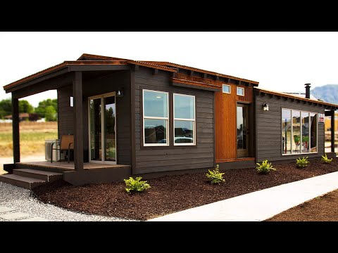 Amazing Affordable SLEDhaus Modular Home with 3 Beds For Sale