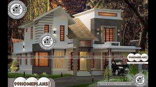 Indian House Design By 99HOMEPLANS COM [ Esp: M100 ]