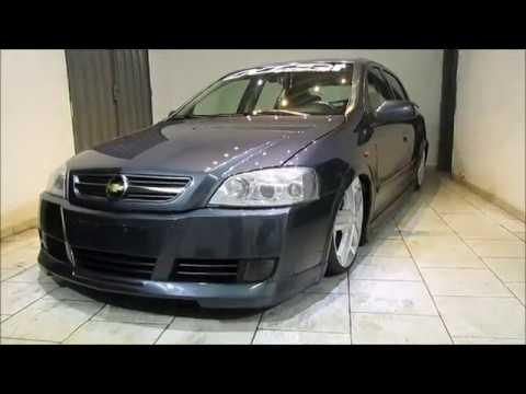 Chevrolet Astra HRcustons-PRIMER DETAILCAR