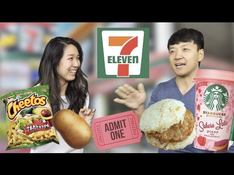 9 AWESOME Things You Can Do & Eat in Asian 7-Elevens