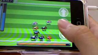 Tap Jockry Lite-iPhoneアプリ紹介 / iPhone5動画解説