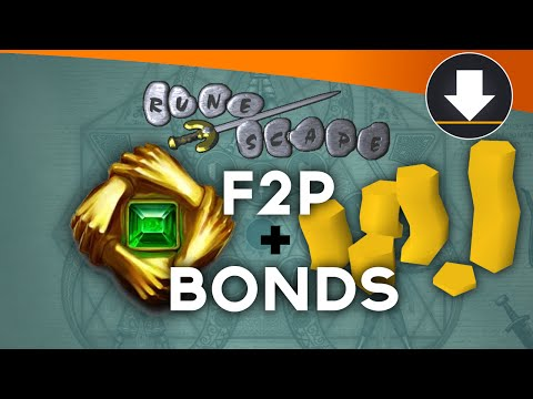 Old School Runescape - Bonds and F2P Explained