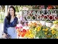 STYLE: Summer 2014 LOOKBOOK [feat. Mindy Gledhill's Pocket Full of Poetry]