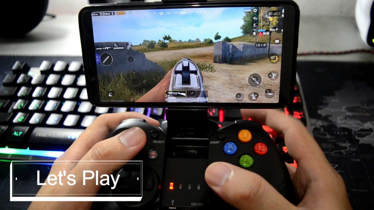 Cara Main Pubg Mobile Dengan Gamepad Tanpa Root Ipega Pg9067