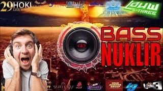 BASS NUKLIR ..!!! DJ SENORITA TERBARU 2019 VS GOYANG CANCEL SAMPE BODOH REMIX BREAKBEAT LOUW VOL 279