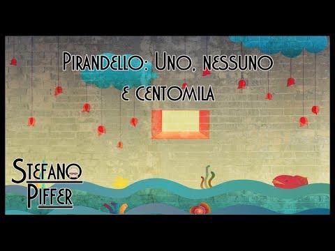Uno, nessuno e centomila di Luigi Pirandello in tre minuti