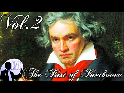 6 Hours The Best of Beethoven vol.2: Beethoven's Greatest Works, Classical Music Playlist