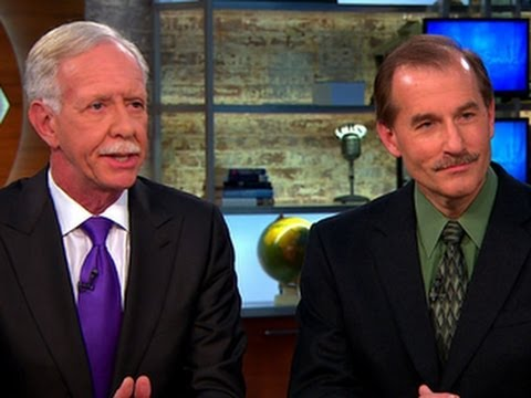 """Sully"" Sullenberger remembers ""Miracle on the Hudson"" plane landing"