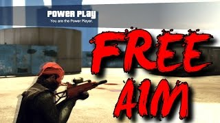 "The ULTIMATE Free Aim ""Tips and Tricks"" Guide (GTA 5 Online)"