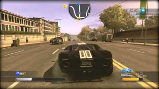 How to Ram Cancel Boost in Driver San Francisco