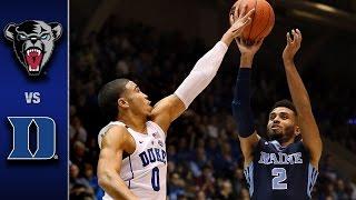 Duke vs. Maine Men
