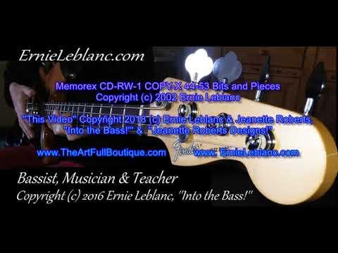 Memorex CD-RW-1 COPY-X 44-53 Bits and Pieces Copyright (c) 2002 Ernie Leblanc