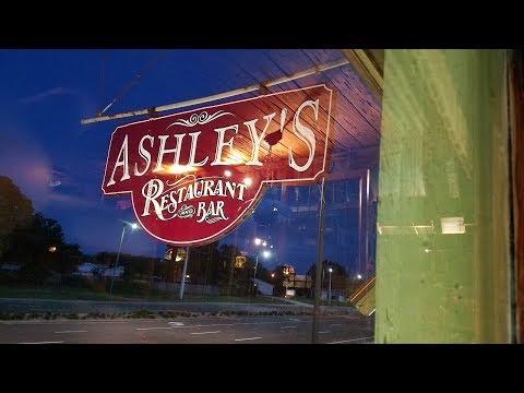 Ghost Hunting at Ashley's Restaurant with Steve Kurtzke and Elizabeth Rockhill