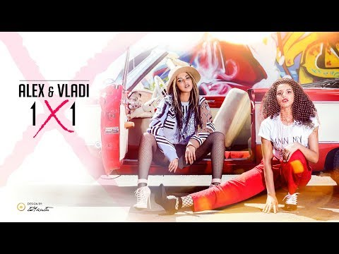 ALEX & VLADI -  1 X 1 [Official HD Video]