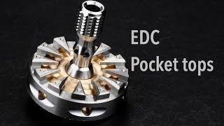 Video EDC Pocket Tops: Cool EDC gear or just a toy? download MP3, 3GP, MP4, WEBM, AVI, FLV Juni 2018