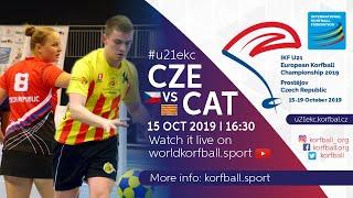 IKF U21 EKC 2019 CZE - CAT