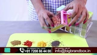 Creative Transparent Seasoning Cans- Convenient Kitchen Tools