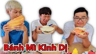 LamTV - Trận Chiến Tự Làm Bánh Mì | Bread Sandwich Battle