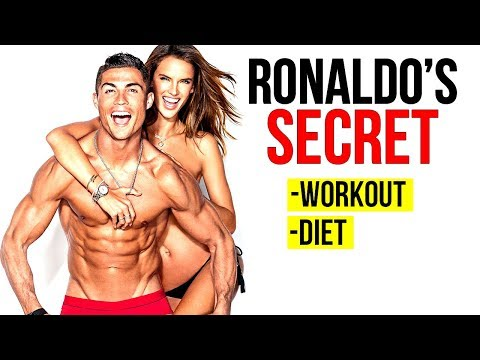 INSANE! How to Get Ripped Like Cristiano Ronaldo (Workout & Diet)