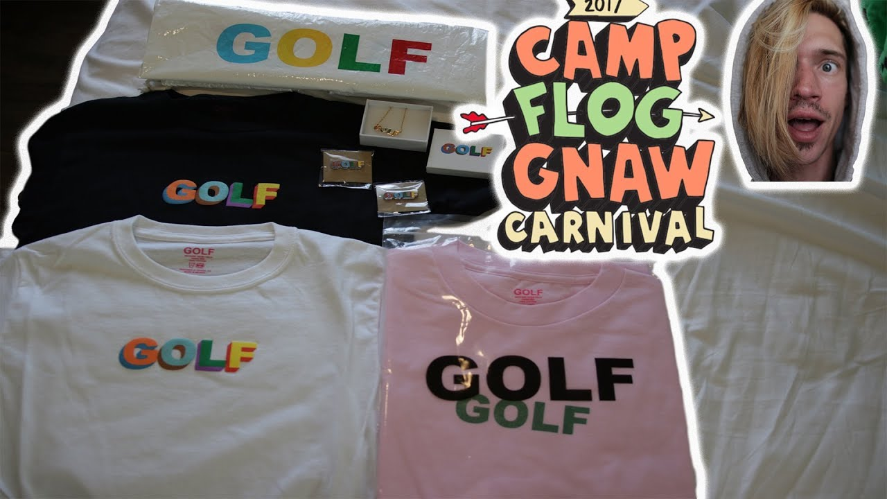 5030bbdecc8c GOLF WANG CAMP FLOG GNAW PICKUPS! GOLF F W17 THOUGHTS   OPINIONS ...