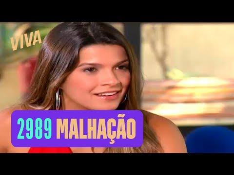 CECÍLIA VAI ATRÁS DE MATEUS | MALHAÇÃO 2007 | CAPÍTULO 2989 | MELHOR DO DIA | VIVA