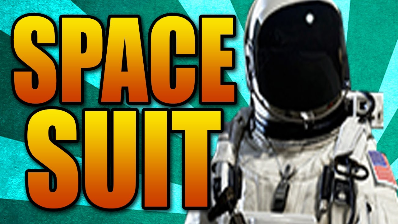 Call of Duty Ghosts ASTRONAUT SUIT New Multiplayer