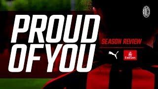 #ProudOfYou: Season Review