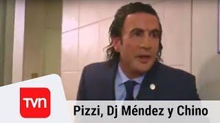 Lo que no se vio de Kamaleón: Pizzi - Dj Méndez y Chino Navarrete