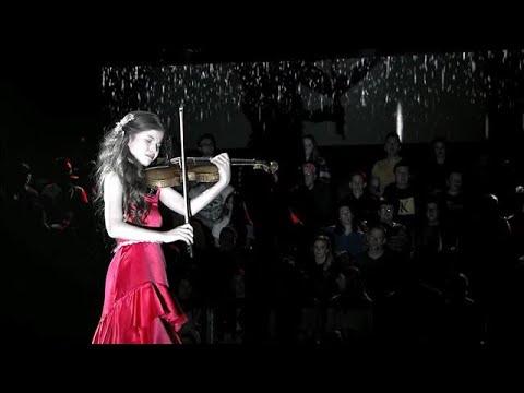 Violiste Adinda schittert met finalestuk uit 'Schindler's List' - HOLLAND'S GOT TALENT