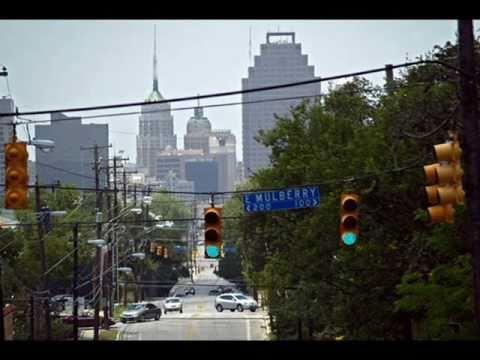 San Antonio TX skyline