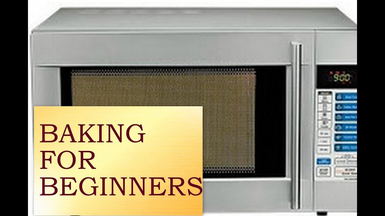 How To Use A Convection Microwave Oven Series Cakes And More
