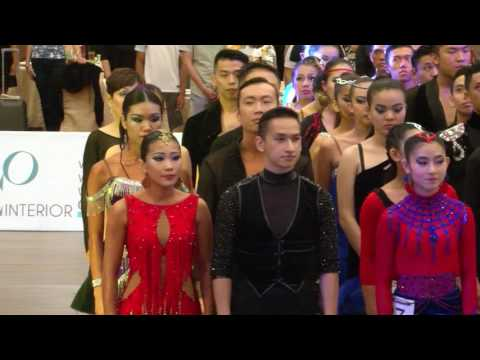 2nd KLDSA MALAYSIA OPEN DANCESPORT CHAMPIONSHIP | LIVEFEED | EVENING EVENT