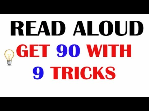 [ LIVE ] Read Aloud: Get 90 with 9 tips and tricks | PTE SPE