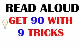 [ LIVE ] Read Aloud: Get 90 with 9 tips and tricks | PTE SPEAKING TIPS