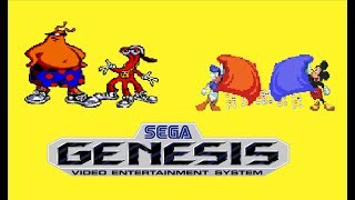 Top 50 of the best Sega Genesis 2 player Co-op games
