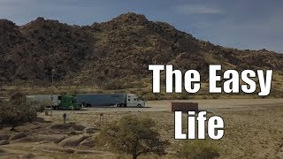 """Trucking """" It's The Easy Life"""" Vlog"""